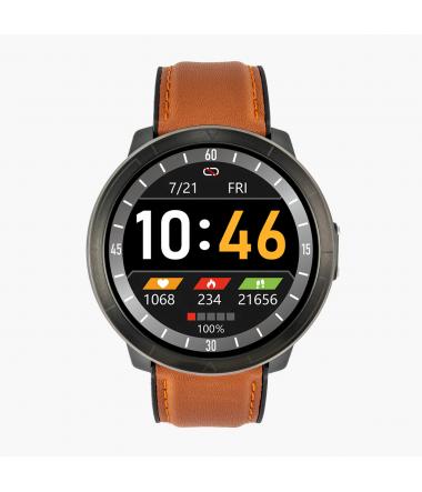 Watchmark - Kardiowatch WM18 Plus Brązowy