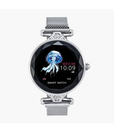 Watchmark- Fashion WH1 srebrny