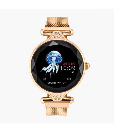 Watchmark- Fashion WH1 złoty
