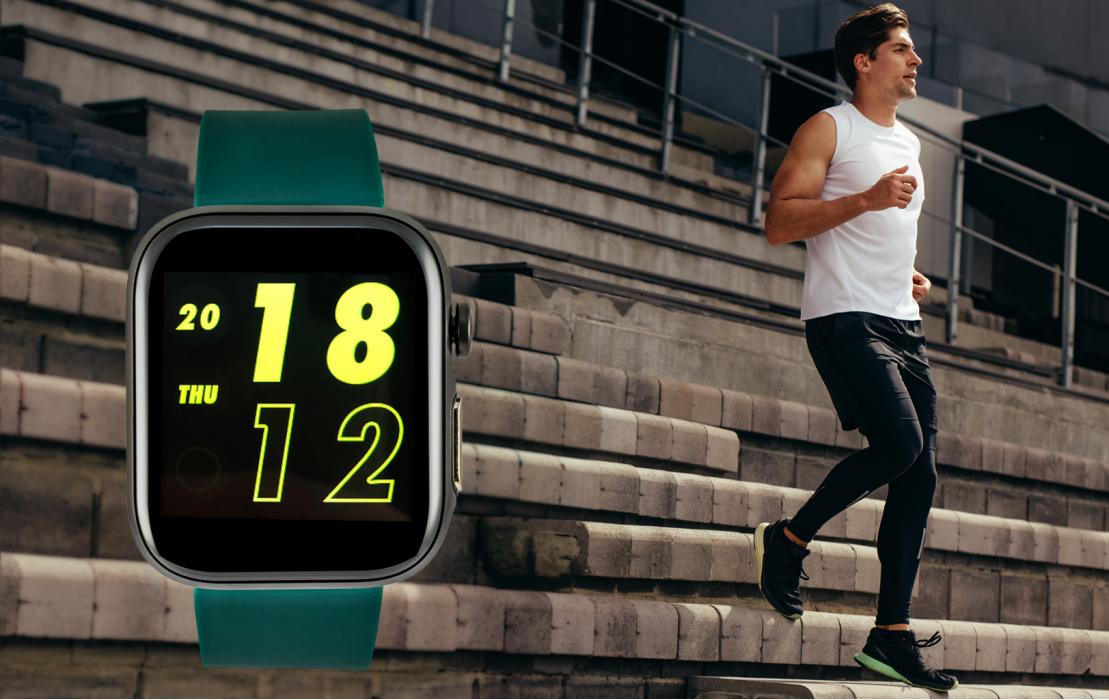 Smartwatch dla najbardziej wymagających